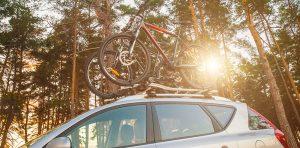 Smarta cykelhållare