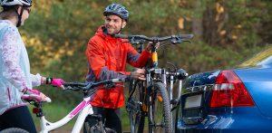 Thule cykelhållare till semestern